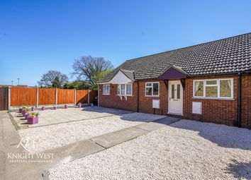 Thumbnail 2 bed bungalow for sale in Montbretia Close, Colchester