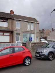 Thumbnail 1 bed flat to rent in Wern Fawr Road, Port Tennant, Swansea