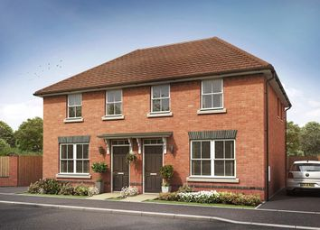"""Thumbnail 3 bedroom end terrace house for sale in """"Archford"""" at Cann Lane South, Appleton, Warrington"""
