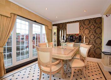 Thumbnail 5 bed semi-detached bungalow for sale in Hever Avenue, West Kingsdown, Sevenoaks, Kent