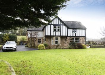 Thumbnail 4 bed detached house for sale in Bailrigg Lane, Bailrigg, Lancaster