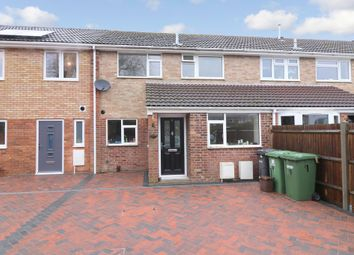 Thumbnail 3 bed terraced house for sale in Blossom Close, Botley, Southampton