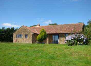 Thumbnail 3 bed detached bungalow to rent in Thorncombe, Chard, Dorset