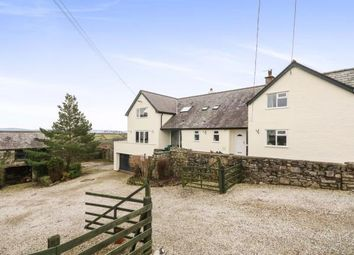 Thumbnail 4 bed detached house for sale in Llannefydd, Denbigh, Conwy