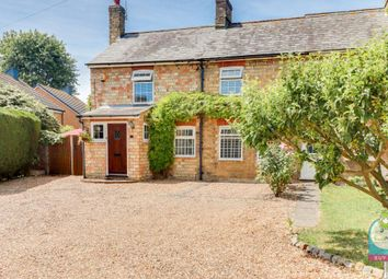 Thumbnail 3 bed country house for sale in Church Street, Shillington, Hitchin