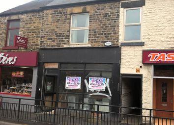 Thumbnail Retail premises for sale in Bradfield Road, Sheffield