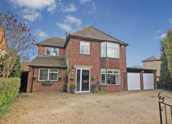 Thumbnail 4 bed detached house for sale in Church Road, Benson, Wallingford