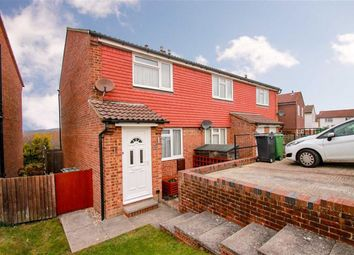 Thumbnail 2 bed end terrace house for sale in Magpie Close, St Leonards-On-Sea, East Sussex