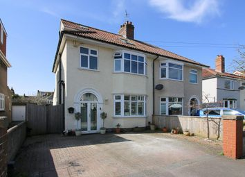 4 bed semi-detached house for sale in Mansfield Avenue, Milton, Weston-Super-Mare BS23