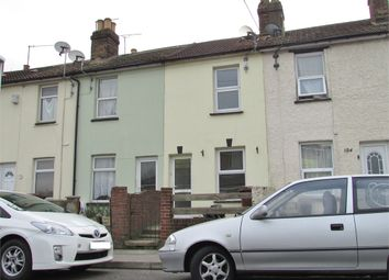 Thumbnail 3 bed terraced house for sale in Franklin Road, Gillingham, Kent.