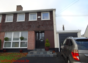 Thumbnail 4 bed semi-detached house for sale in 43 Sweetmout Park, Ballinteer Road, P659