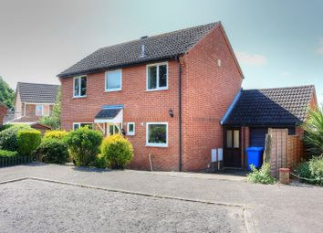 Thumbnail 4 bed detached house for sale in Hudson Way, Norwich
