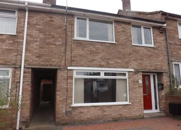 Thumbnail 3 bed terraced house to rent in Knights Green, Flint