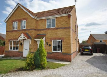 Thumbnail 2 bed semi-detached house to rent in Lings Crescent, Chesterfield, Derbyshire