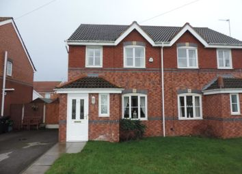 Thumbnail 3 bed semi-detached house to rent in Harrow Road, Ellesmere Port