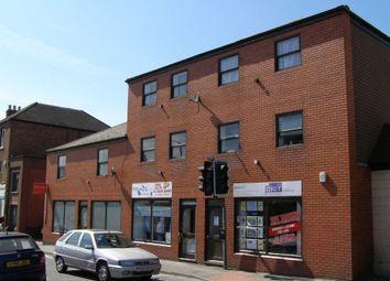 Thumbnail 1 bedroom flat to rent in Lowesmoor Terrace, Lowesmoor, Worcester