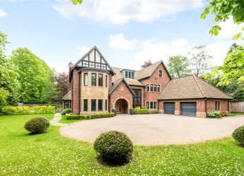 Thumbnail 6 bed detached house to rent in Prestbury Road, Wilmslow, Cheshire