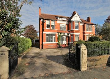 Thumbnail 6 bed semi-detached house for sale in Arthog Road, Hale, Altrincham