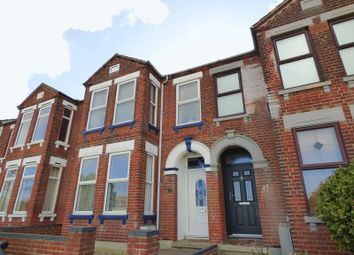Thumbnail 4 bed terraced house for sale in Pier Plain, Gorleston, Great Yarmouth