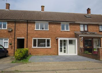 Thumbnail 3 bed terraced house for sale in Swallow Road, Ipswich