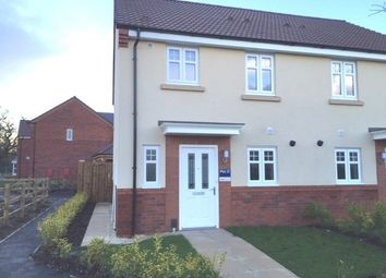 Thumbnail 3 bed semi-detached house to rent in Queensway, Telford