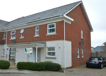 Thumbnail 3 bed end terrace house for sale in Swordsmans Road, Deepcut, Surrey