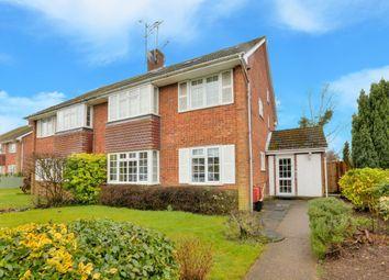 Thumbnail 2 bedroom maisonette to rent in Overstone Road, Harpenden, Hertfordshire