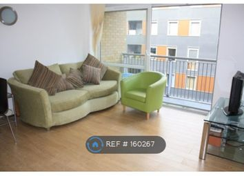 Thumbnail 1 bed flat to rent in Canary Central, London