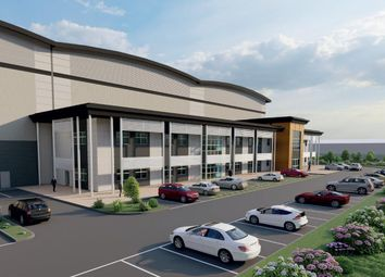 Thumbnail Industrial for sale in Plot Centrix Business Park, Phoenix Parkway, Corby, Northamptonshire
