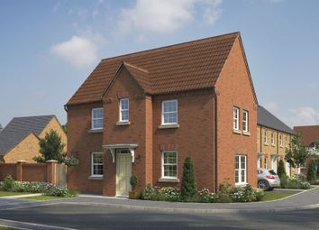"Thumbnail 3 bed detached house for sale in ""Hadley Special"" at Hollygate Lane, Cotgrave, Nottingham"