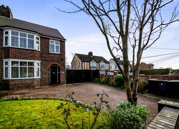 Thumbnail 3 bedroom semi-detached house for sale in Wigmore Place, Wigmore Lane, Luton