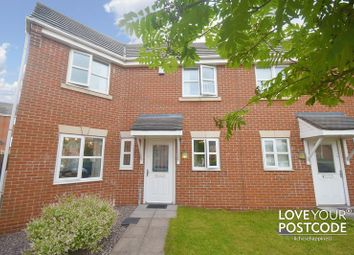 Thumbnail 2 bedroom semi-detached house for sale in York Crescent, West Bromwich