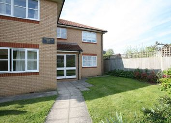 Thumbnail 1 bed flat to rent in Sweeps Ditch Close, Staines, Surrey