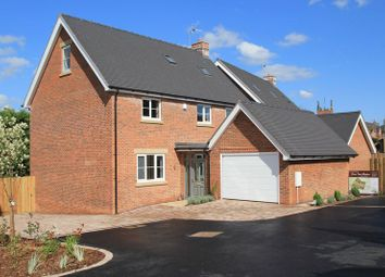 Thumbnail 5 bed property for sale in Green Farm Meadows, Seighford, Stafford