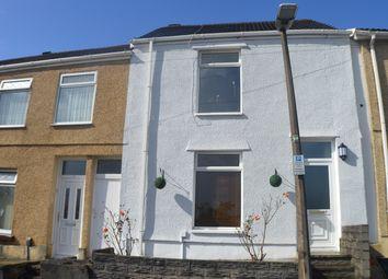 Thumbnail 2 bed terraced house for sale in Pentre Treharne Road, Landore, Swansea