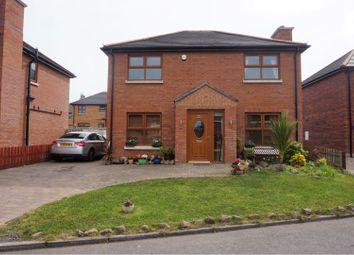 Thumbnail 4 bed detached house for sale in Killultagh Rise, Glenavy