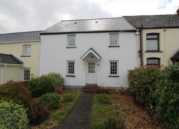 Thumbnail 3 bed cottage for sale in High Street, Pentwynmawr, Newbridge, Newport