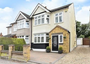 Thumbnail 4 bed semi-detached house for sale in The Avenue, Hornchurch