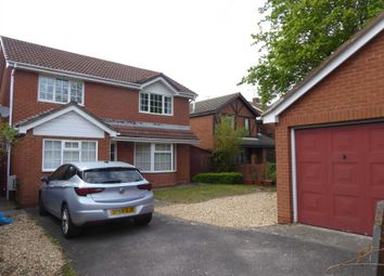 Thumbnail 4 bed detached house to rent in Porter Close, Lower Earley, Reading