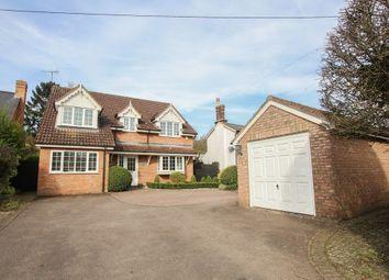 Thumbnail 4 bed detached house for sale in London Road, Newport, Saffron Walden
