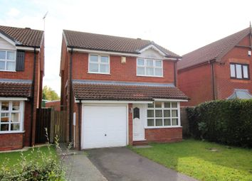 Thumbnail 3 bed detached house for sale in Wickham Close, Keresley, Coventry