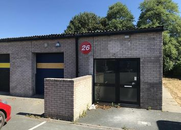 Thumbnail Light industrial to let in Unit 26 Gaerwen Industrial Estate, Gaerwen, Anglesey