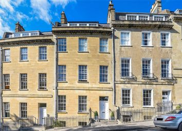 Thumbnail 3 bedroom maisonette for sale in Lansdown Place West, Bath, Somerset