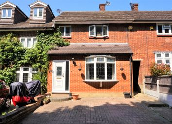 2 bed terraced house for sale in Swindon Lane, Romford RM3