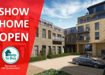 Thumbnail 2 bed flat for sale in Apartment 6, 1 Lennox Road, Worthing, West Sussex