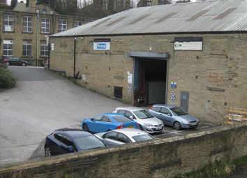 Thumbnail Light industrial for sale in Canal Mills, Bridgefield Road, Elland Bridge, Elland