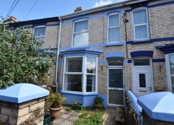 Thumbnail 2 bed terraced house for sale in Glendale Terrace, Bideford