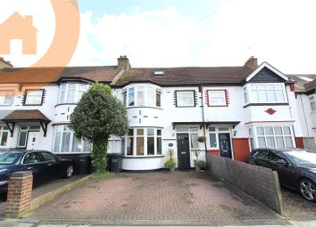 Thumbnail 3 bed terraced house for sale in Ridgeway Avenue, Gravesend, Kent