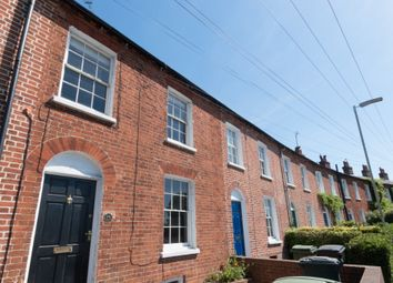 Thumbnail 3 bedroom terraced house to rent in Shaw Road, Newbury