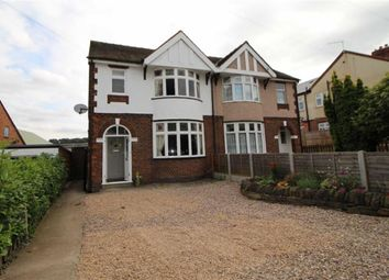 Thumbnail Semi-detached house for sale in Spencer Road, Belper, Derbyshire